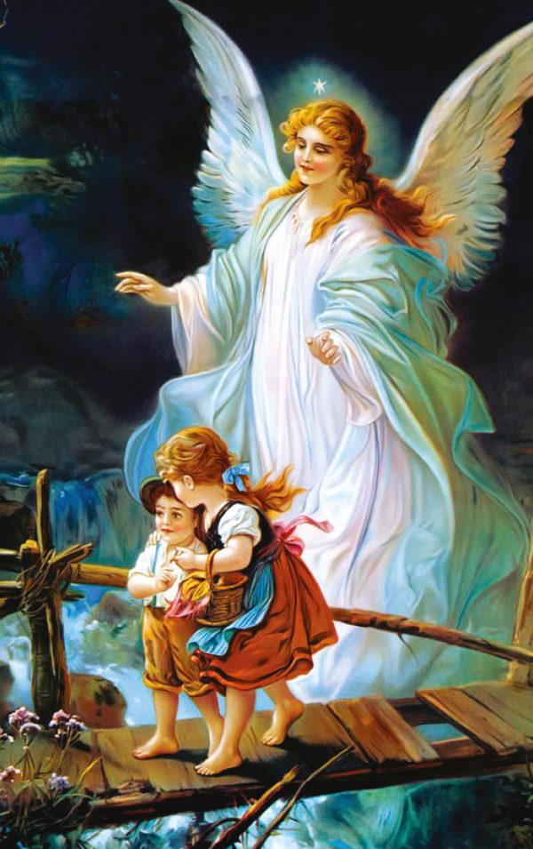 Anioł Stróż modlitwa